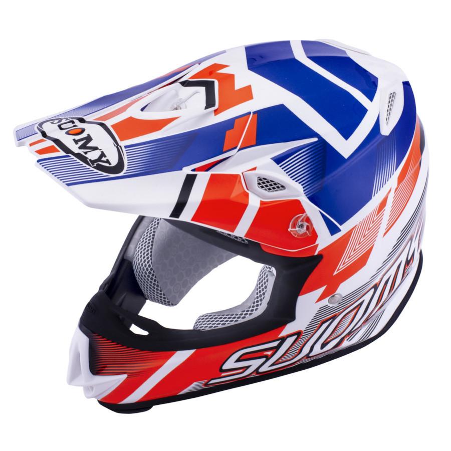 SUOMY スオーミー MR.JUMP スペシャル ヘルメット