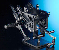 NITRO RACING ナイトロレーシング バックステップ GPZ750R GPZ900R