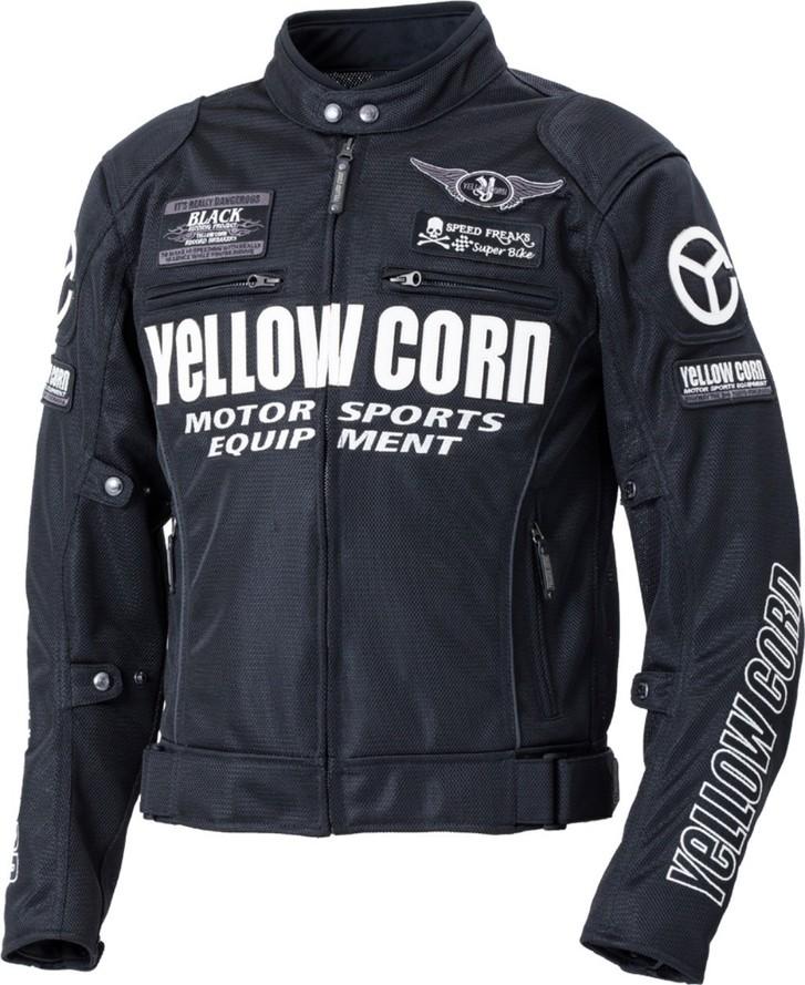 YeLLOW CORN イエローコーン YB-0102 メッシュジャケット