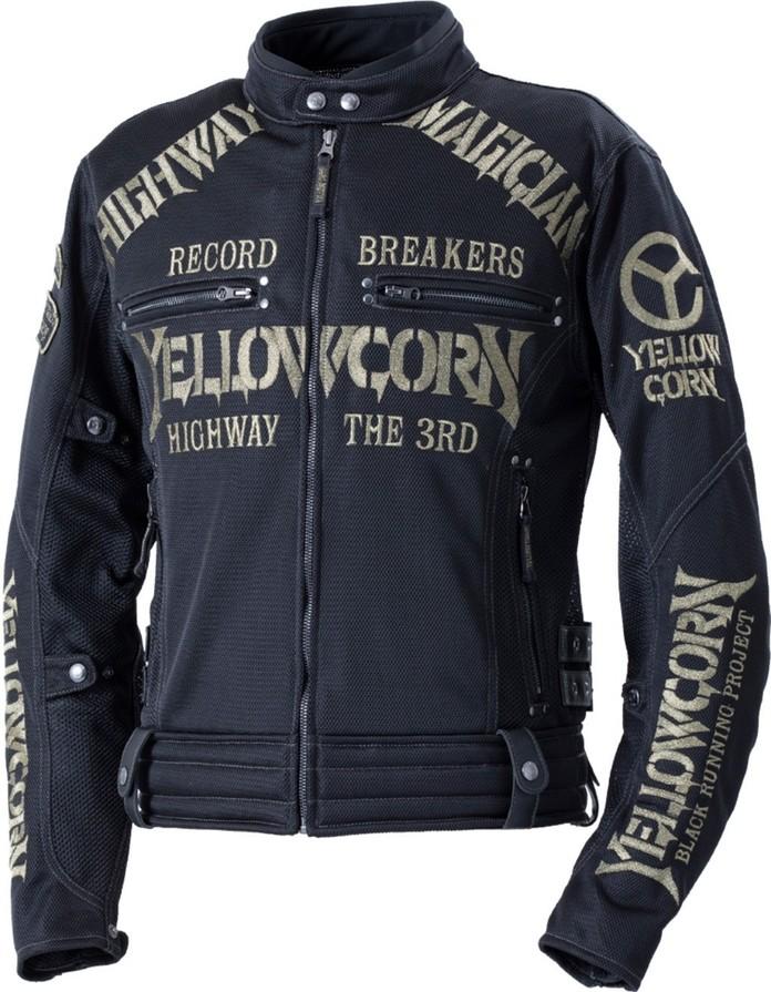 YeLLOW CORN イエローコーン 【サイズ:LL】 YB-0105 メッシュジャケット