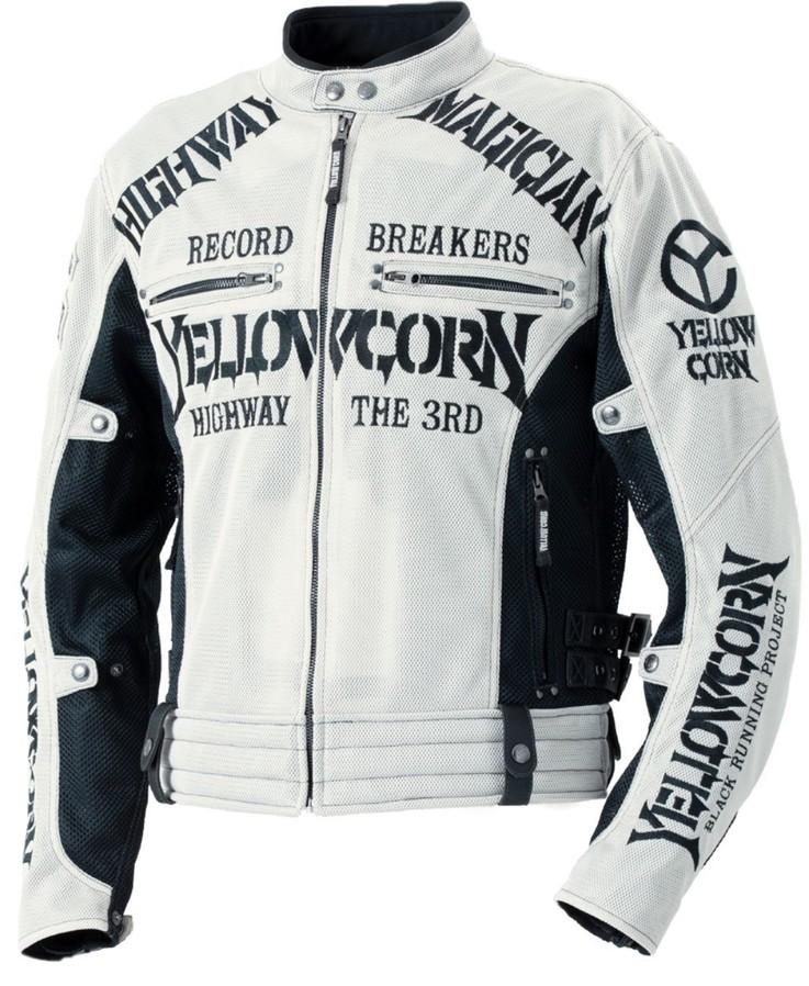 YeLLOW CORN イエローコーン YB-0105 メッシュジャケット