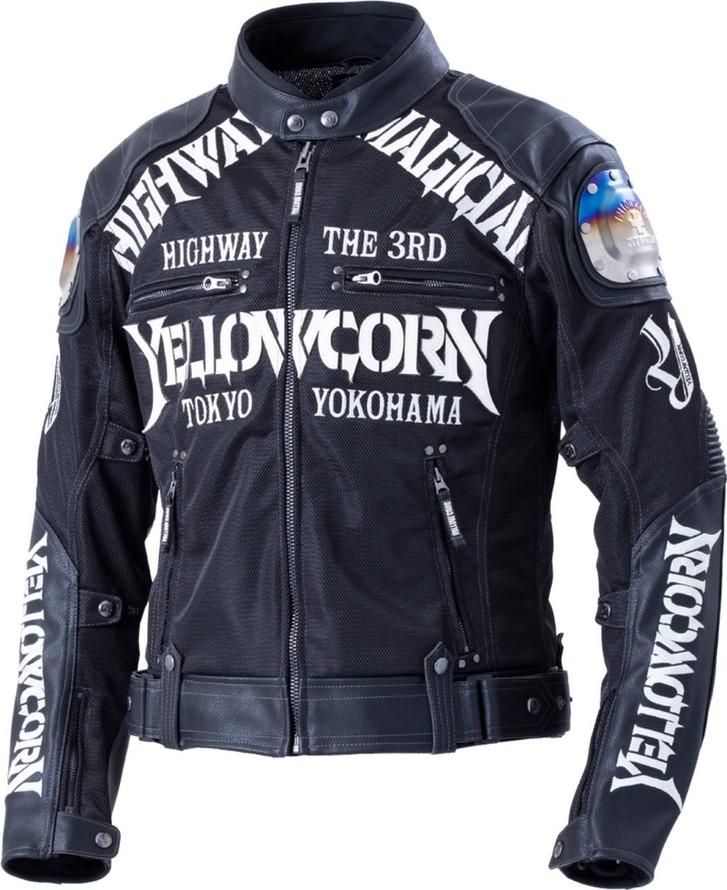 YeLLOW CORN イエローコーン YB-0109 メッシュジャケット