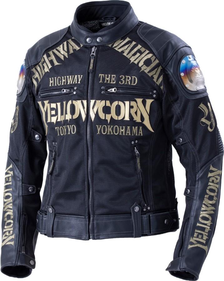 YeLLOW CORNイエローコーン メッシュジャケット  YB-0109 メッシュジャケット YeLLOW CORN イエローコーン YB-0109 メッシュジャケット