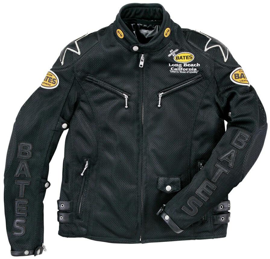 BATES ベイツ 2Way メッシュジャケット 限定モデル