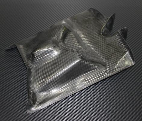 TSR テクニカルスポーツレーシング エンジンヒートガード NSF250R