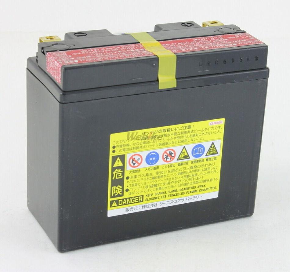 GS YUASA GSユアサ YT12B-BS オートバイ用 制御弁型(MF)12Vバッテリー MONSTER400 ZX-10R