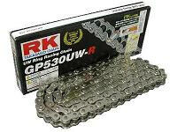 RK アールケー GPスーパーシルバーシリーズチェーン GP525X-XW