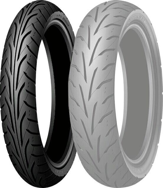 DUNLOP ダンロップ ARROWMAX GT601F 【110/80-17 57H】 アローマックス タイヤ