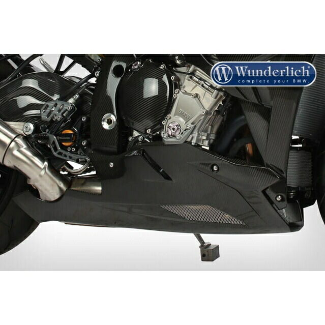 Wunderlich ワンダーリッヒ カーボンアンダーカウル S1000R