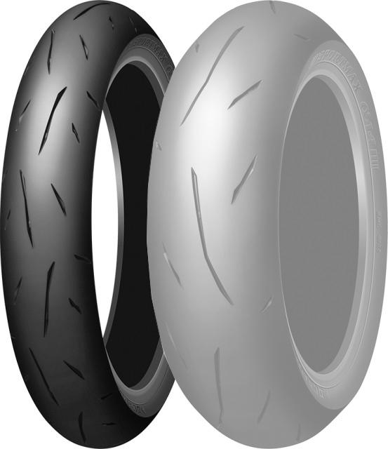 DUNLOP ダンロップ SPORTMAX α-14 Z 【120/70ZR17M/C (58W) TL】 スポーツマックス アルファ14 タイヤ