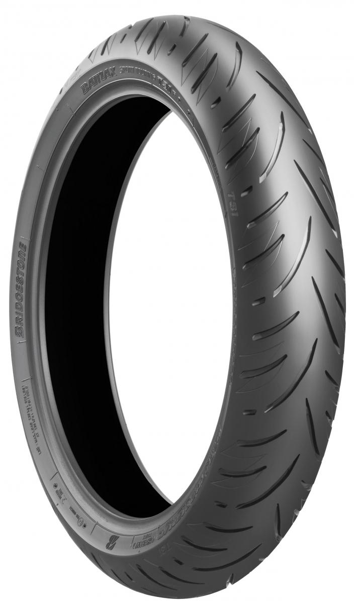 BRIDGESTONE ブリヂストン BATTLAX SPORT TOURING T31 GT【120/70ZR17M/C(58W)】 バトラックス スポーツツーリング タイヤ