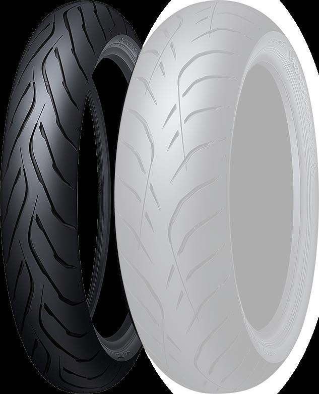 DUNLOP ダンロップ SPORTMAX ROADSMART IV 【120/70ZR18M/C (59W)】スポーツマックス ロードスマート 4 タイヤ