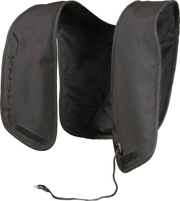 MACNA マクナ Hot Vest Black