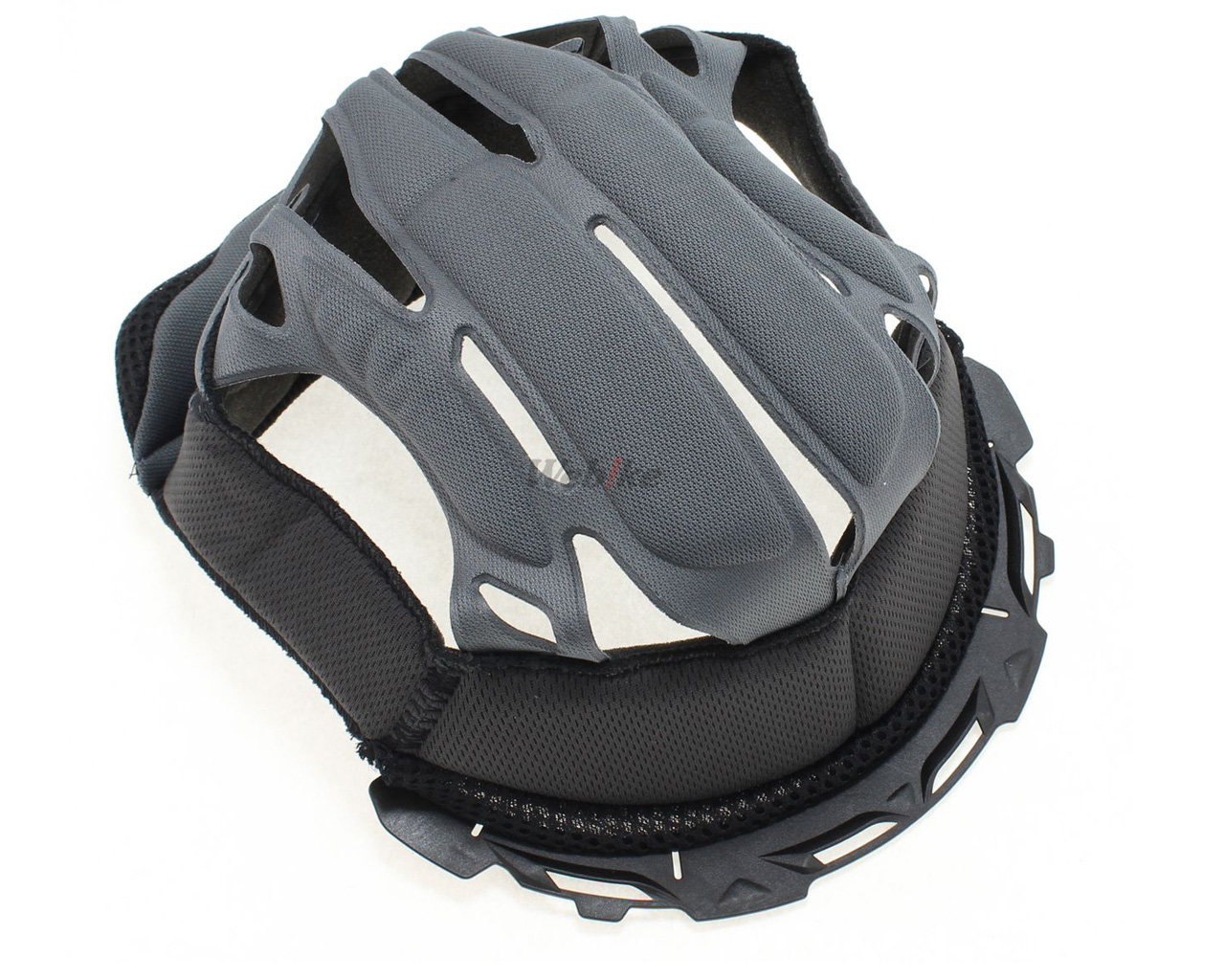 OGK KABUTOオージーケーカブト ヘルメット内装センターパッド 再再販 インナーパッド 補修 オプションパーツ KABUTO オージーケーカブト 12mm XLの2サイズ内で互換性有り KAMUI サイズ:L カムイ ※L 2 通販 激安◆ KAMUI-II