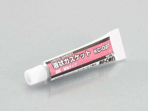 K-CONキタココンビニパーツ 液体ガスケットシール剤  KC-027 液状ガスケット K-CON キタココンビニパーツ KC-027 液状ガスケット