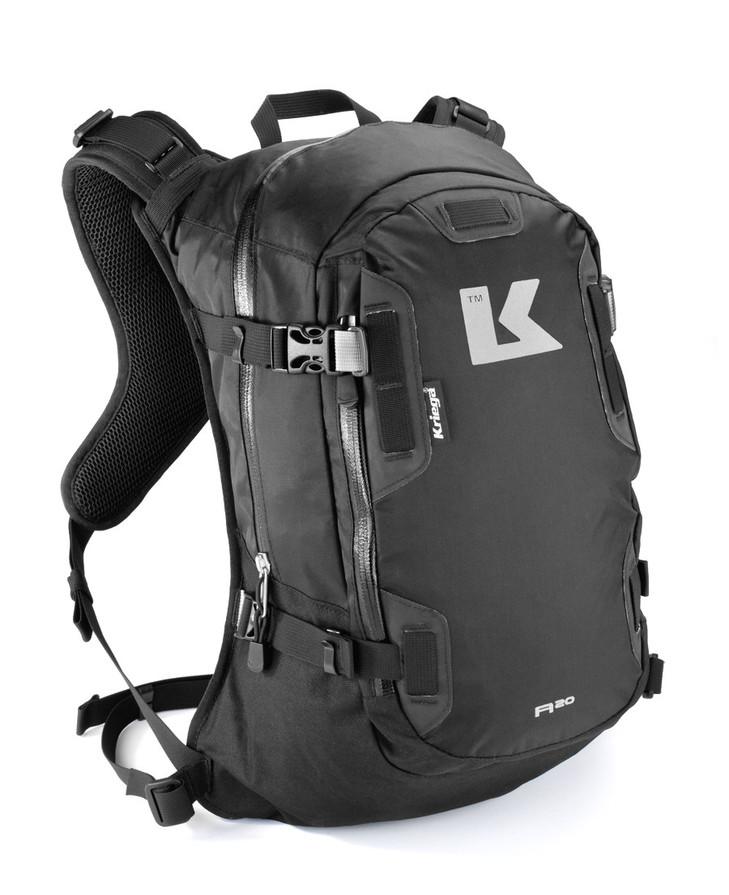【在庫あり】kriega クリーガ Backpack - R20 ラックサック