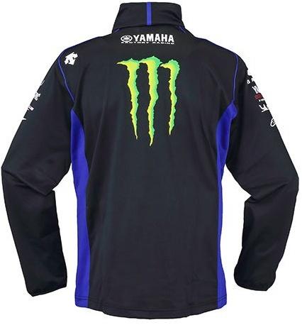 YAMAHA ヤマハ Team AUTHENTIC スウェットジャケット