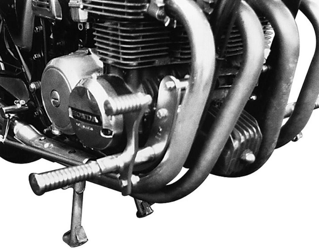 MOTORRAD BURCHARD モトラッド バーチャード Forward Controls Kit 35cm forward TUV CB 650 C