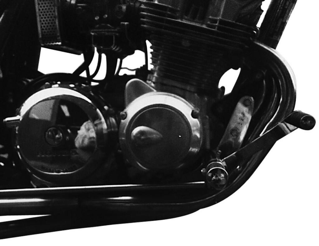 MOTORRAD BURCHARD モトラッド バーチャード Forward Controls Kit 35cm forward TUV CB 750 C