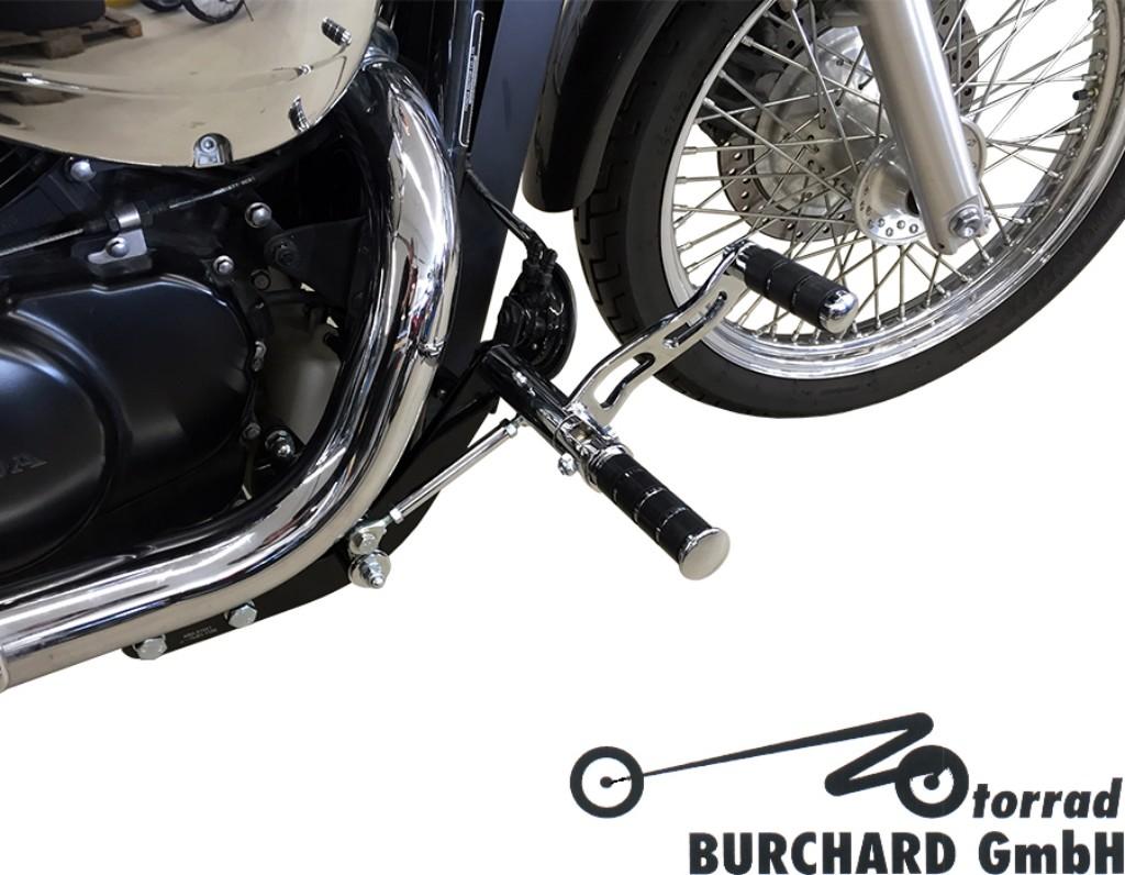 MOTORRAD BURCHARD モトラッド バーチャード Forward Controls Kit 30cm forward ABE VT 750 S
