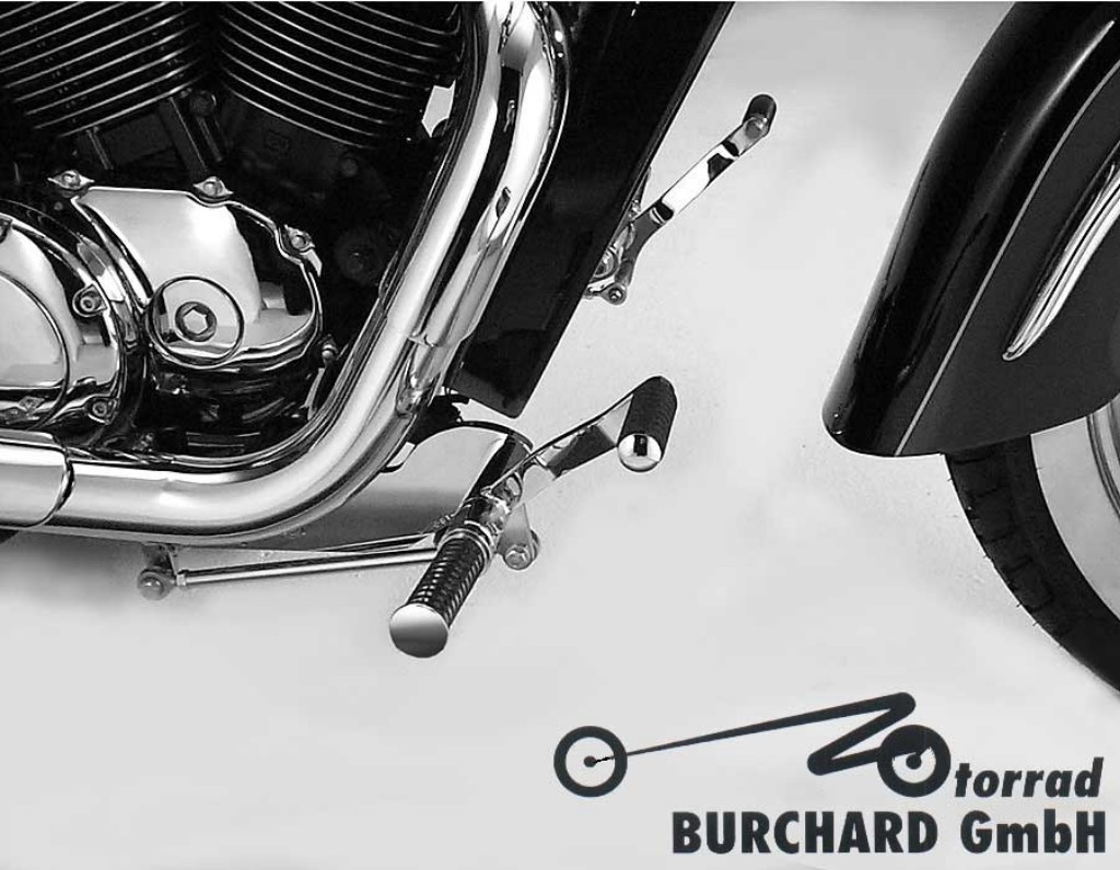 MOTORRAD BURCHARD モトラッド バーチャード Forward Controls Kit 19cm forward TUV VT 1100 ACE C3
