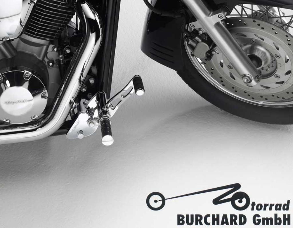 MOTORRAD BURCHARD モトラッド バーチャード Forward Controls Kit 12cm forward ABE VTX 1300