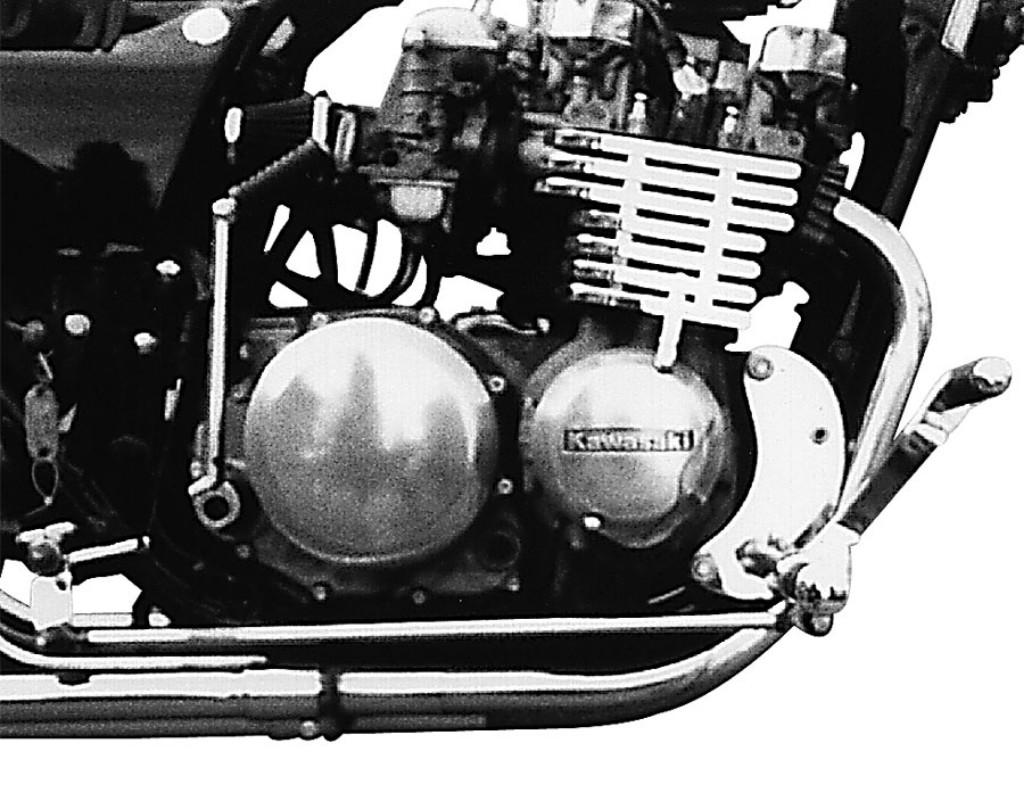 MOTORRAD BURCHARD モトラッド バーチャード Forward Controls Kit 35cm forward TUV Z 750 LTD 4 Zylinder