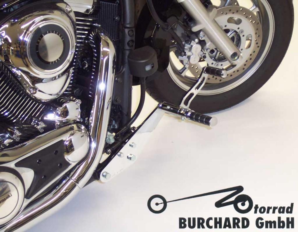 MOTORRAD BURCHARD モトラッド バーチャード Forward Controls Kit 18cm forward TUV VN 1700 Classic