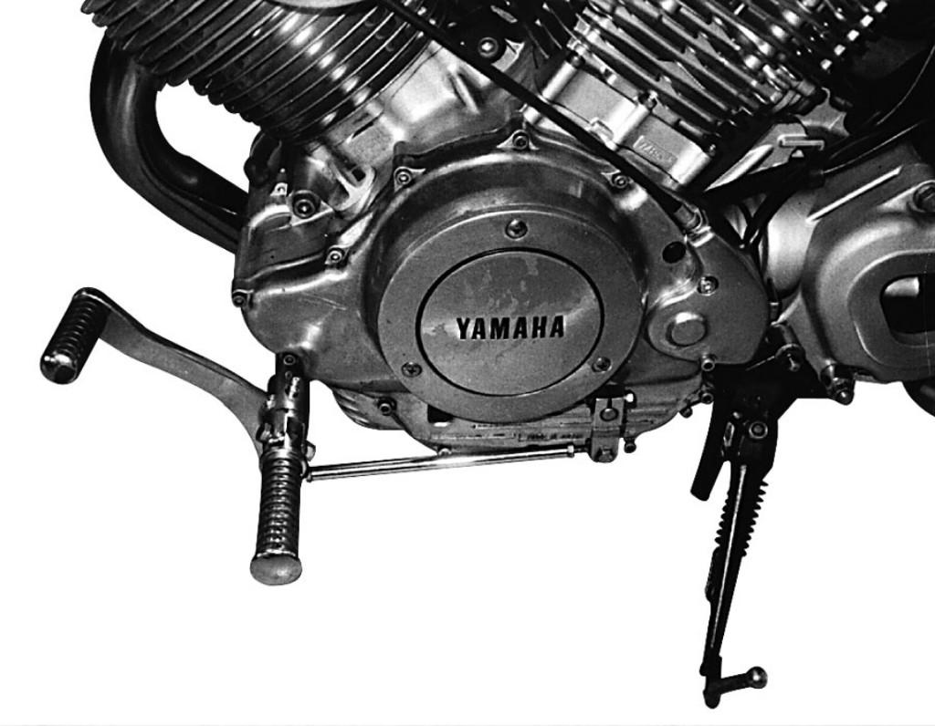 MOTORRAD BURCHARD モトラッド バーチャード Forward Controls Kit 27cm forward TUV TR 1 XV 1000 SE XV 750 SE