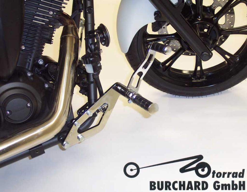 祝開店!大放出セール開催中 MOTORRAD BURCHARD モトラッド バーチャード Forward Controls Kit Kit 18cm forward バーチャード 18cm TUV XVS 950 A Midnight Star, Music shop たておんぷ:0c7ecd7f --- fotomat24.com