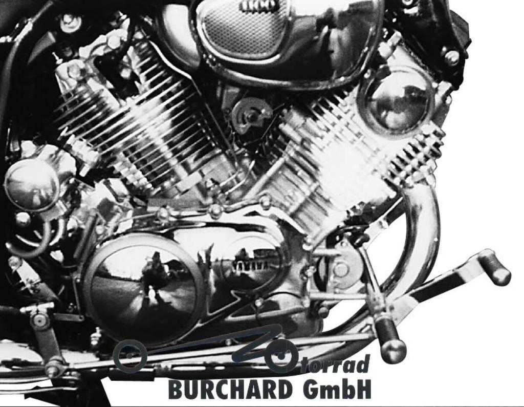 MOTORRAD BURCHARD モトラッド バーチャード Forward Controls Kit 13cm forward TUV XV 1000 Virago XV 1100 Virago XV 750 Virago XV 750 Virago XV 750 Virago