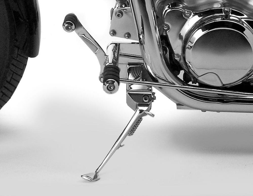 MOTORRAD BURCHARD モトラッド バーチャード Forward Controls Kit 30cm forward TUV VS 1400 Intruder