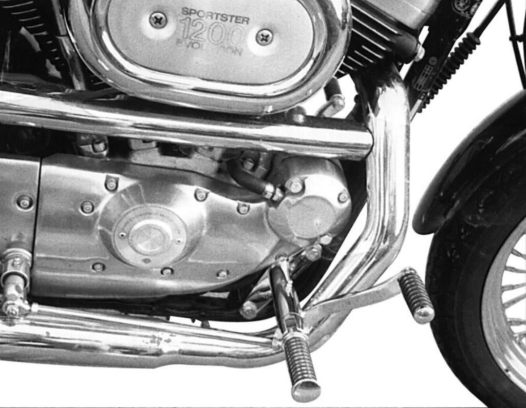 MOTORRAD BURCHARD モトラッド バーチャード Forward Controls Kit 24 cm forward TUV Sportster
