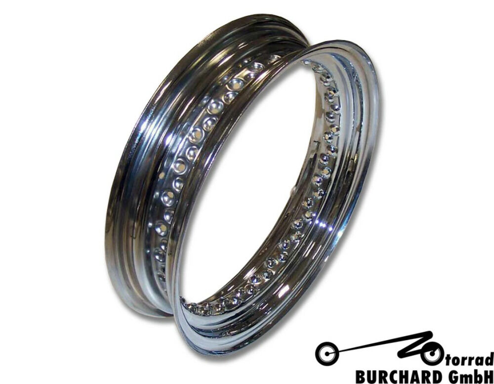 "MOTORRAD BURCHARD モトラッド バーチャード Rim Ring 3.50×16""for front TUV VS 1400 Intruder VS 600 Intruder VS 750 Intruder VS 800 Intruder"