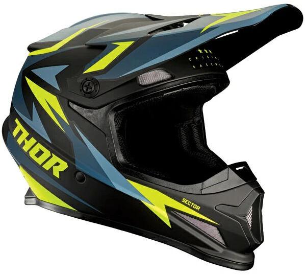 THOR ソアー 21モデル THOR SECTOR(ソアー セクター) SG ヘルメット