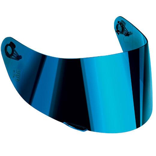 AGVエージーブイ ヘルメットシールド GT2 GT2-1 バイザー 在庫処分 数量限定アウトレット最安価格 スクラッチレジスタント VISOR SCRATCH RESISTANT BLUE AGV IRIDIUM サイズ:ML-L-XL-XXL カラー:004-イリジウムブルー エージーブイ