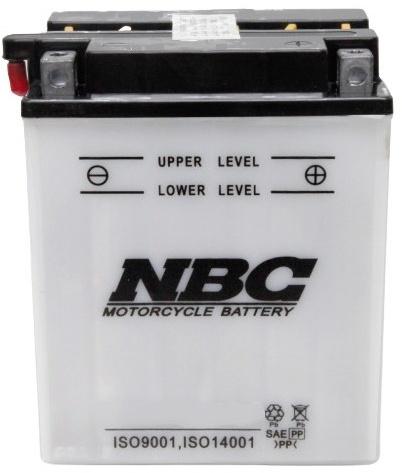 NBCエヌビーシー バッテリー ランキングTOP5 着後レビューで 送料無料 CBバッテリー NBC 16CL-B エヌビーシー