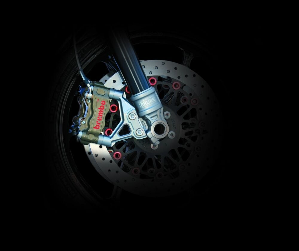 NITRO RACING ナイトロレーシング OHLINS:オーリンズ RWU ExMパッケージ ラジアルマウントキャリパー仕様 ZRX1100 ZRX1200R