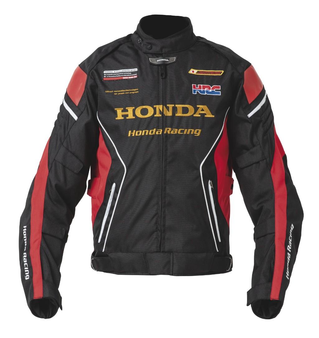 HONDA RIDING GEAR ホンダ ライディングギア 【HRC】プレストライダースジャケット