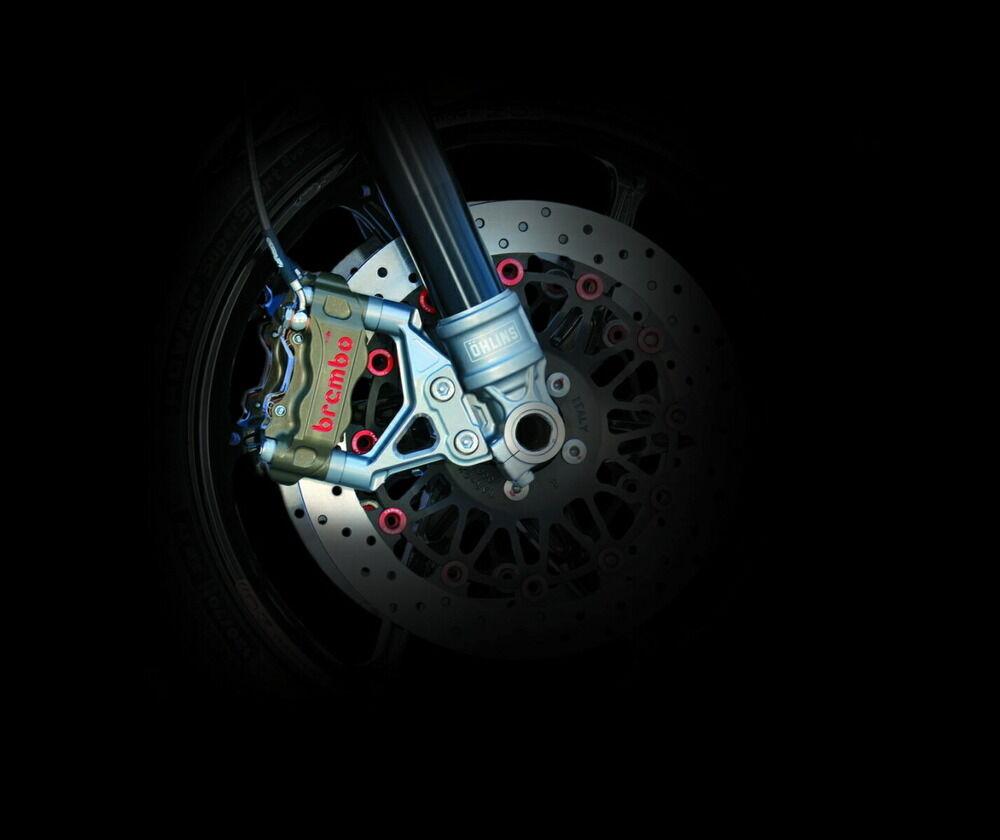【ふるさと割】 NITRO RACING ナイトロレーシング OHLINS:オーリンズ RWU ExMパッケージ ラジアルマウントキャリパー仕様 XJR1200, 金貨と銀貨&純金アクセの-SPACE- 1208a130