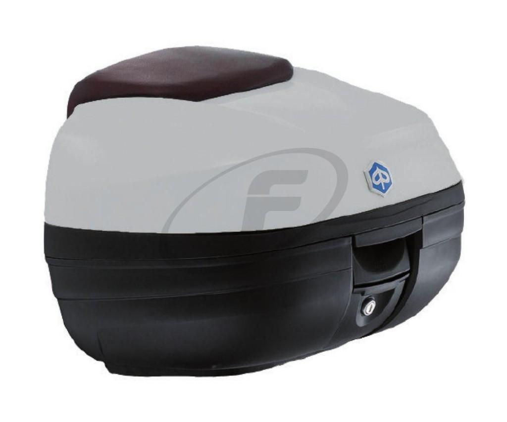 Piaggioピアジオ 定番キャンバス トップケーステールボックス ミディアム トップボックス 即出荷 Piaggio 500 X10 350 ピアジオ