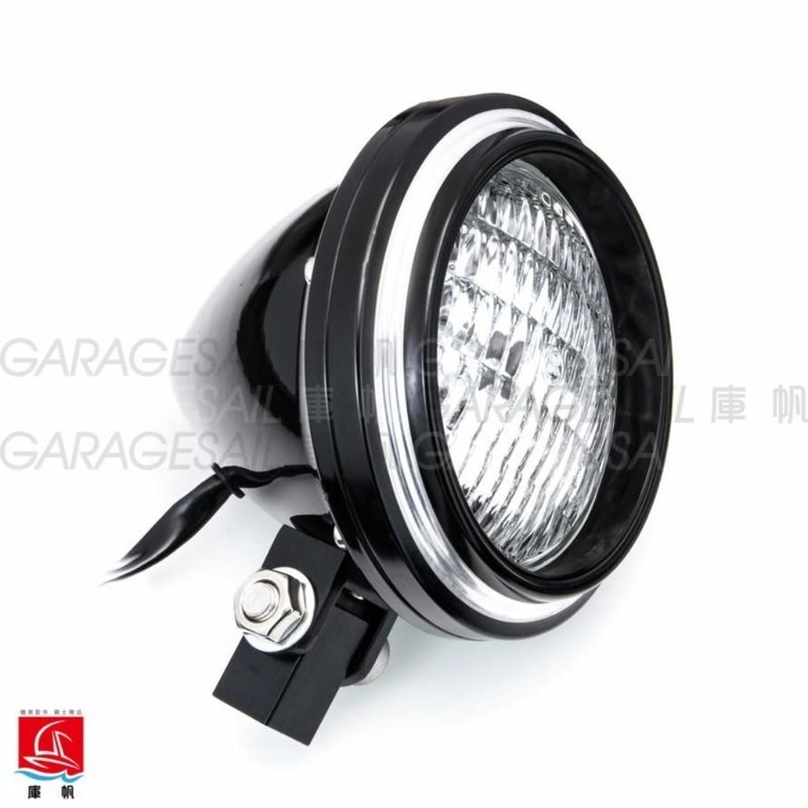 """GarageSaiL ガレージセイル 4.5"""" Headlight"""