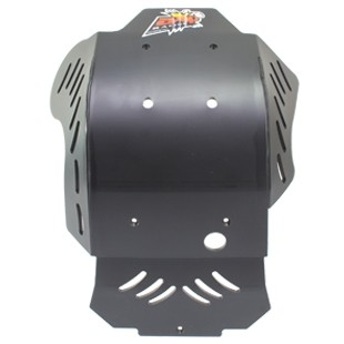AXP RACINGエーエックスピーレーシング お買い得品 ブランド買うならブランドオフ エンジンガード EDスキッドプレート エーエックスピーレーシング 350SX-F RACING