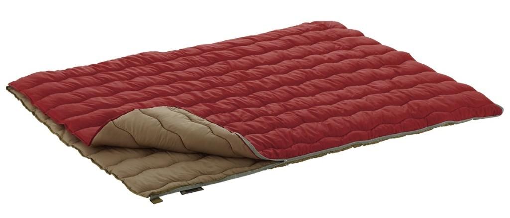 LOGOS ロゴス 2in1・Wサイズ丸洗い寝袋・0