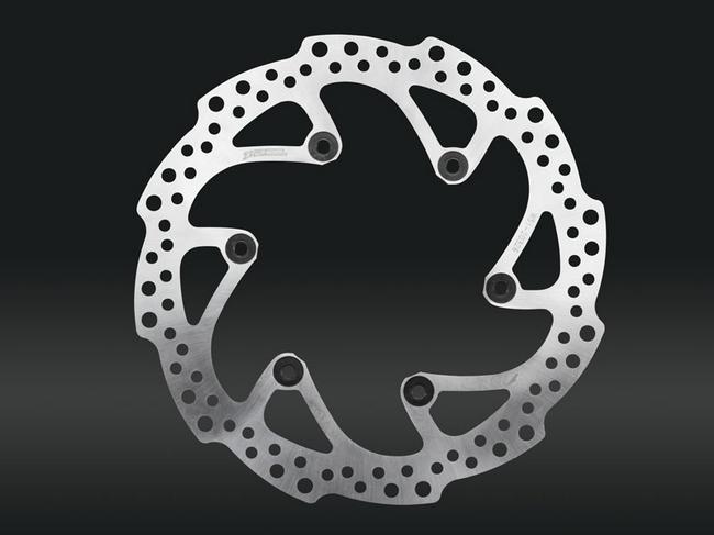 【在庫あり】Z-WHEEL ズィーウィール ジグラムローター フロント セロー 250 XT250X