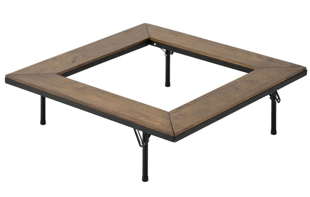 LOGOS ロゴス アイアンウッド囲炉裏テーブル