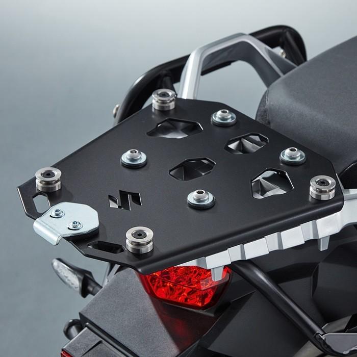 US SUZUKI 北米スズキ純正アクセサリー Top Case Plate V-Strom 1000
