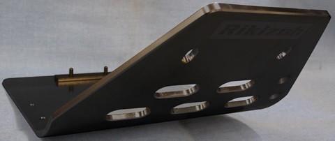 力造 リキゾウ アルミスキッドプレートM セロー225