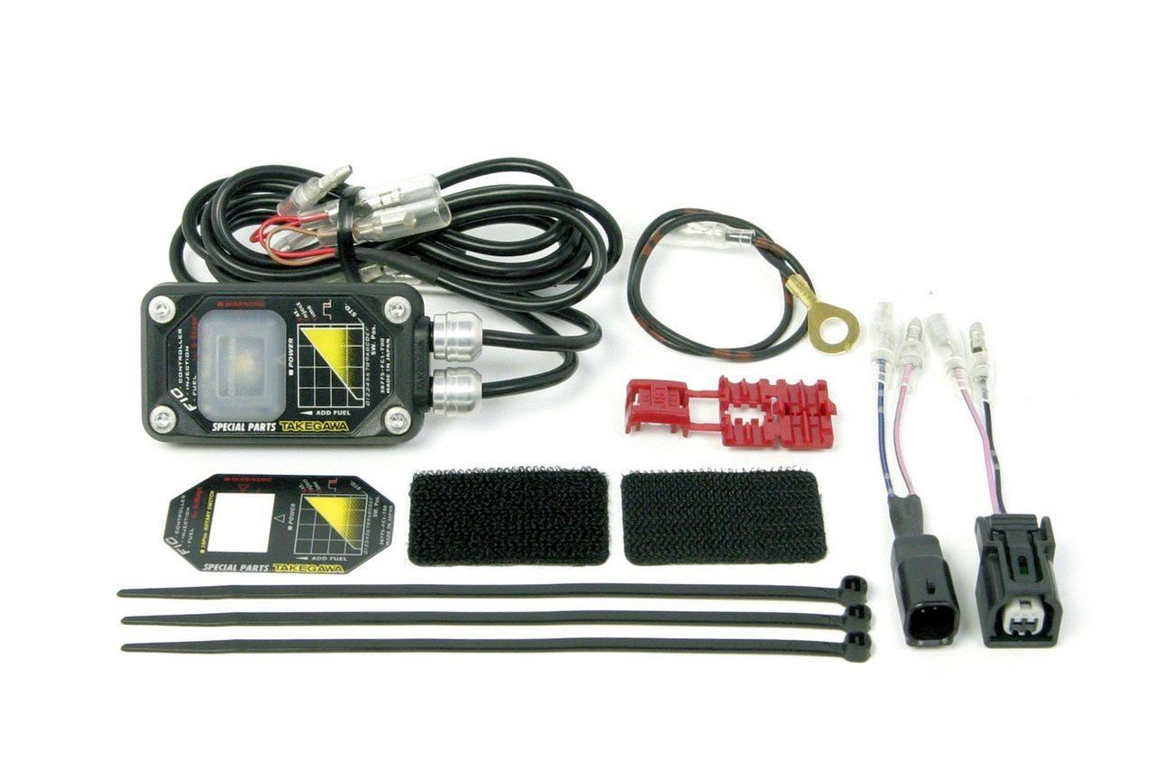 SP武川SPタケガワ インジェクションコントローラーサブコン FIコントローラー インジェクションコントローラー 実物 SP武川 SPタケガワ カワサキ KLX125 Dトラッカー125 ※ラッピング ※ KAWASAKI