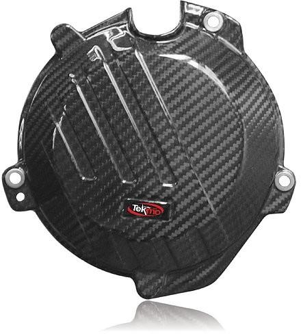 Tekmo Racing テクモレーシング カーボンクラッチカバー 250EXC-F 250SX-F 350EXC-F 350SX-F